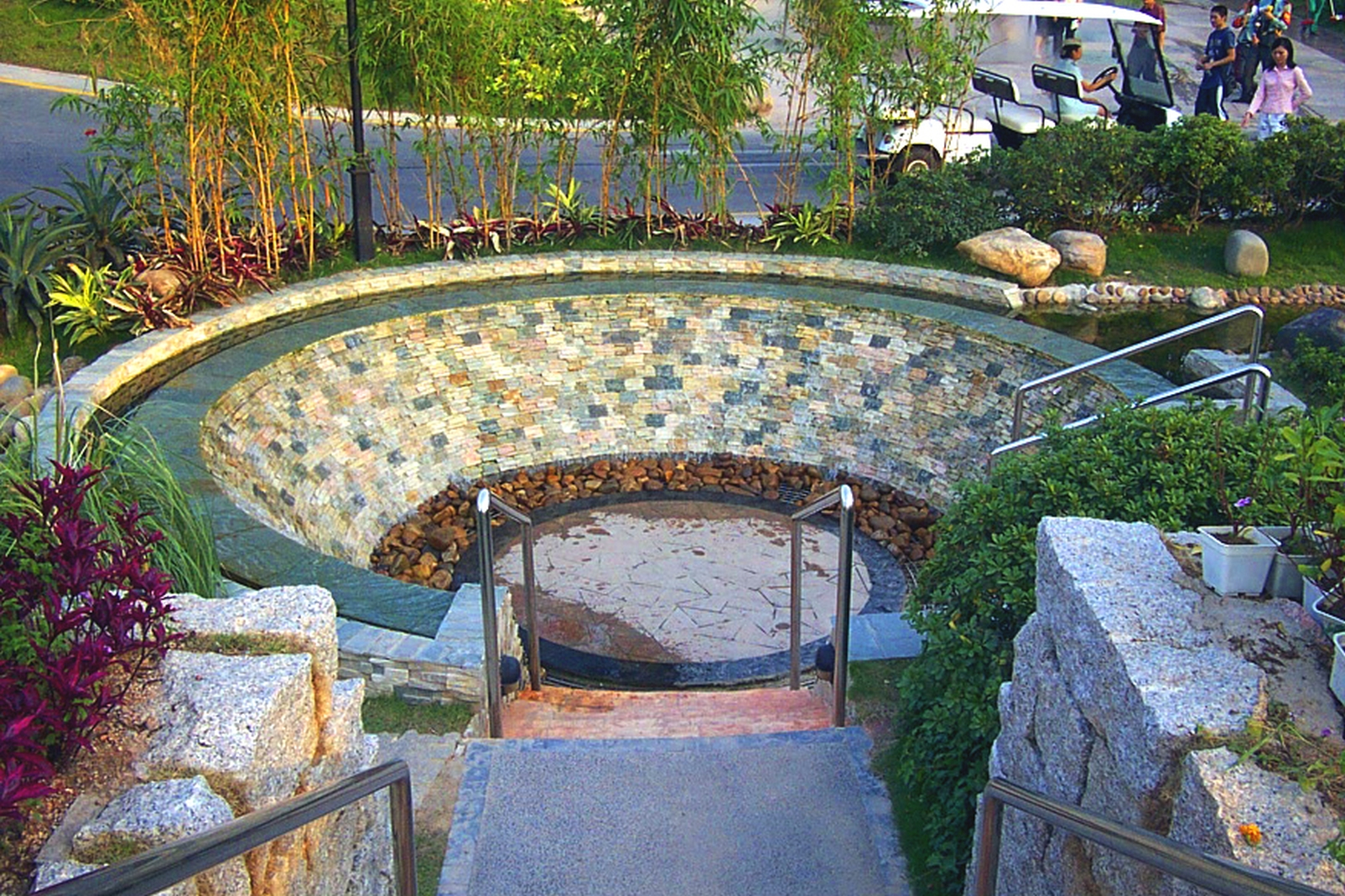 view more parks garden projects - Houston Garden
